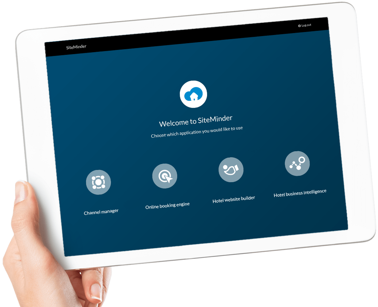La plataforma de SiteMinder